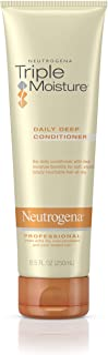 Neutrogena Triple Moisture Daily Deep Conditioner, 8.5 Ounce