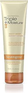 Neutrogena Triple Moisture Shampoo and Conditioner