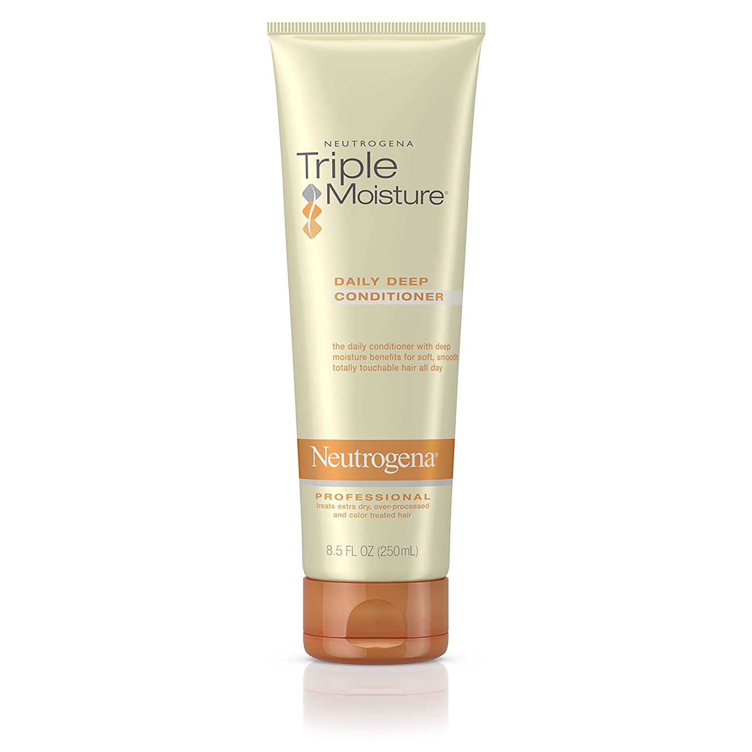 スワップ着るステープルNeutrogena Triple Moisture Daily Deep Conditioner 250 ml (並行輸入品)