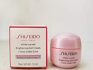Shiseido White Lucent Gel Cream 15ml