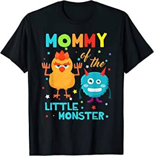 mommy's little monster outfit