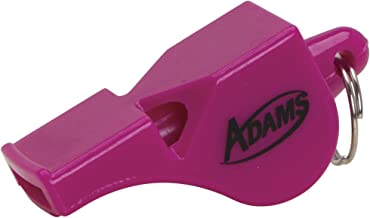 ADAMS USA Official/Referee Whistle Pink, Standard Size