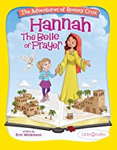 Bible Belles Children's Book Set: The Adventures Of Rooney Cruz: Hannah, Esther, & Abigail Bible Story Books For Age 4-10, Set Of 3