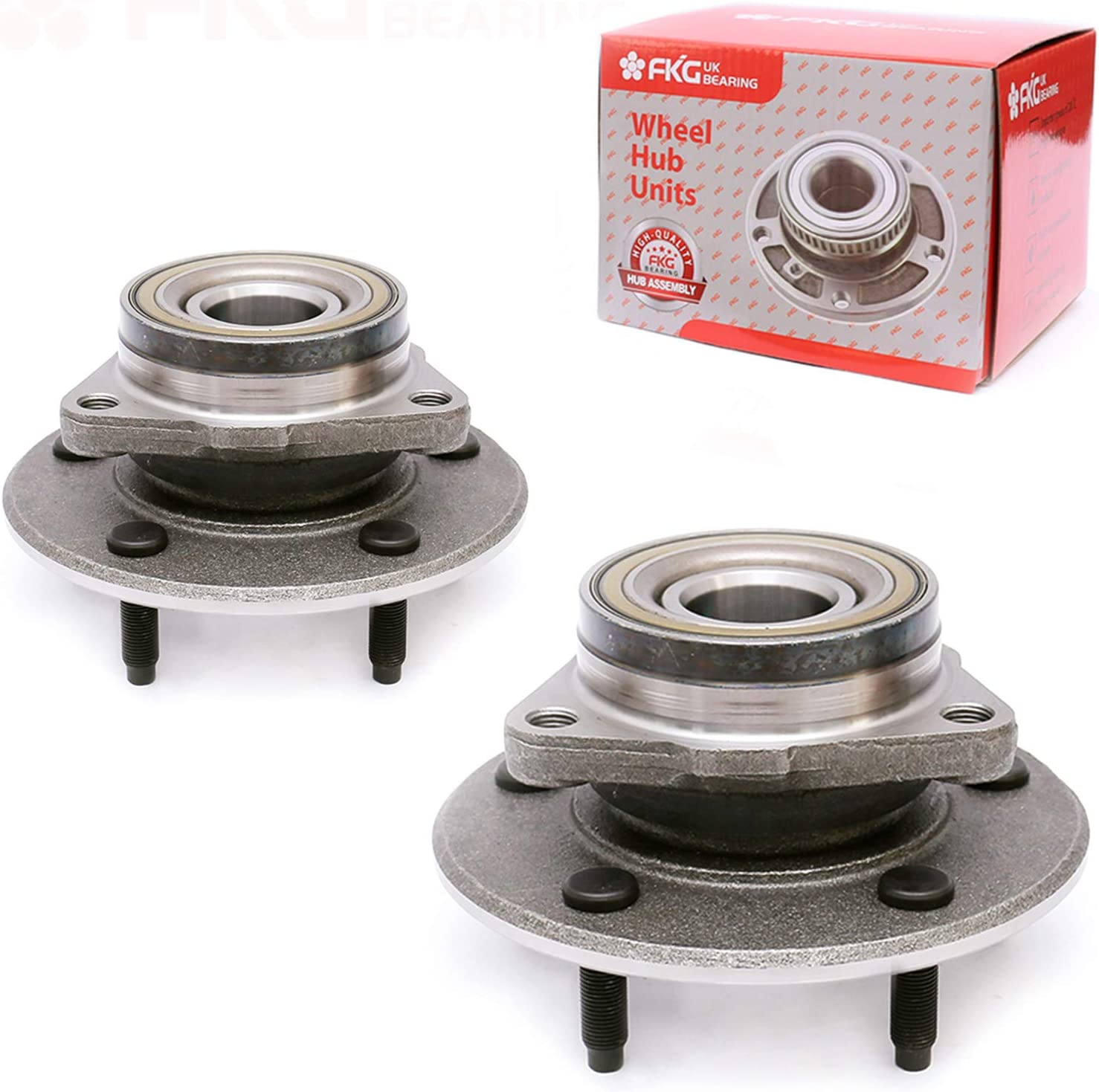 スーパーセール期間限定 FKG 515038 Front 内祝い Wheel Bearing Hub 2001 2000 fit Assembly for Do