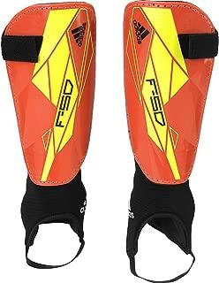 adidas F50 Replique Shin Guard (High Energy Orange, Electricity Yellow, Black)