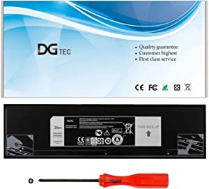 DGTEC New HXFHF Laptop Battery Compatible for Dell Venue 11 Pro 7130 Tablet Venue 11 Pro 7139 11 Pro 7310 T07G T07G001 Series VJF0X VT26R XNY66 2ICP7/53/105 (7.4V 36wh/4Cell)