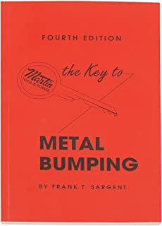 The Key to Metal Bumping An Instructive Manual of Body and Fender Repair Practices