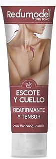 Redumodel Skin Tonic - Escote y Cuello - Crema Escote y Cuello Tensora Efecto Lifting con Proteoglicanos y Ácido Hialurónico para recuperar la firmeza del cuello y busto - 100ml
