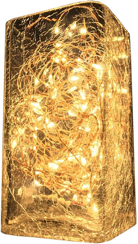 LEERAIN Kristallsalzlampe, Led-nachtlicht, Dekorative Dekorative Dekorative Tischlampe, Dekorative Nachtlichter, Innen- Schlafzimmer Zur Luftreinigung Dekoration Geschenk B07PHL3VMH | Das hochwertigste Material  24fc2b