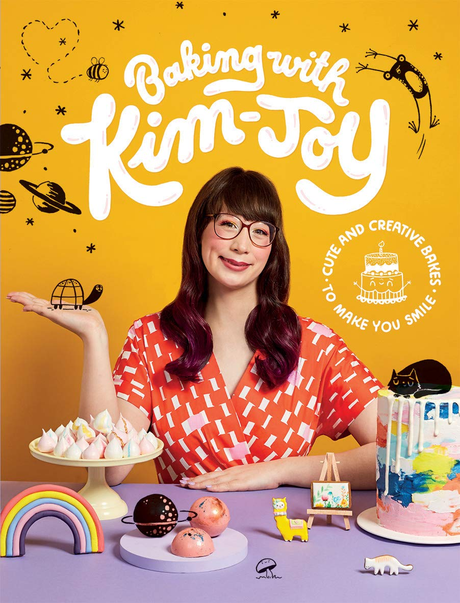 Image OfBaking With Kim-Joy: Cute And Creative Bakes To Make You Smile