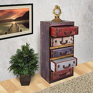 Vogue Cabinet with Drawer, GF-L365, Multi Color, H47 x W95 x D34 cm