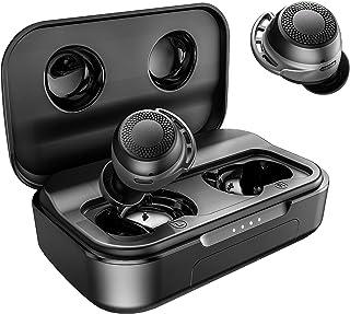 Wireless Earbuds Bluetooth, AMINY U-Air6 Sport Bluetooth Earphones IPX8 Waterproof Inear Bluetooth Earbuds Wireless Headph... photo