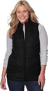 Women's Plus Size Quilted Vest