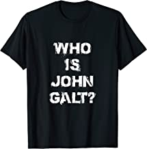 Who Is John Galt? Ayn Rand Atlas Shrugged Objectivism