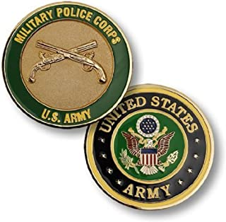 military police challenge coins