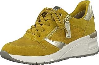 Tamaris Mujer Zapatos con Cordones,Zapatos Deportivos,Plantilla Desmontable