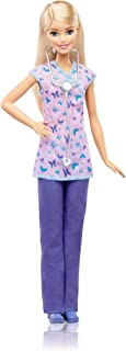 Barbie Career Doll Barbie Nurse Dvf50 - Dvf57