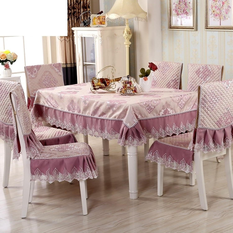 JFFFFWI Nappe Nappe Linge de Table à thé-E 130x180cm(51x71inch)