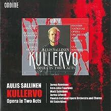Kullervo Opera In 2 Acts