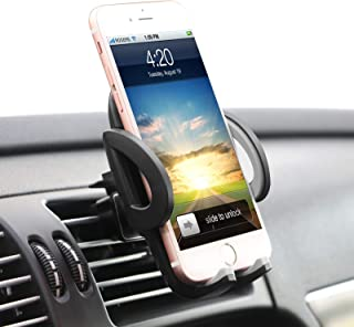 ilikable Air Vent Phone Holder - 360 Rotation Car Cell Phone Mount - Car Holder Compatible with Smartphone Android iPhone ...
