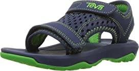 4504b441c5c8 Crocs Kids Swiftwater River Sandal (Toddler Little Kid) at Zappos.com