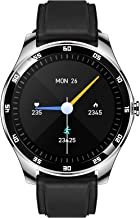 Docooler GT Smart Watch 1,28 inch waterdichte slaap-/hartslagmeter/bloeddrukmeter, meerdere sportmodi, compatibel met Andr...