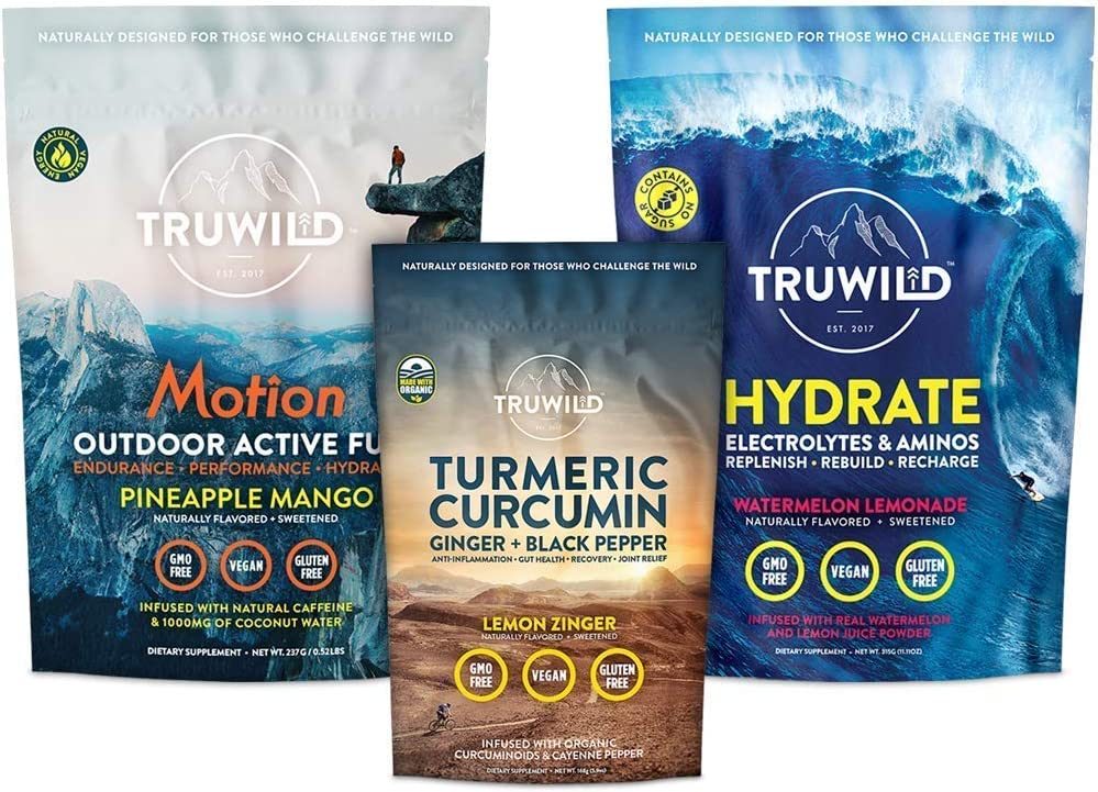 TRUWILD Max 64% OFF High order Sports Bundle-