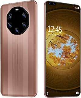 Unlocked Smartphone 12GB RAM+512GB Cell Phone, 5800Mah, 4G 7.2 Inch High Definition Display, Android 10.0 Face ID, Fingerp...