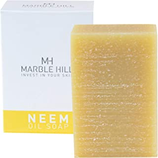 """Neem Oil Soap Bar 100g. """"Fabulously Moisturising"""" – Sunday Times. Conditioning cleansing bar Developed by medical doctor a..."""