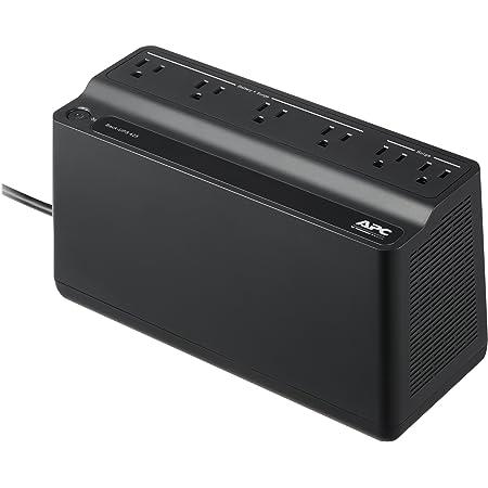 APC UPS, 425VA UPS Battery Backup Surge Protector, BE425M Backup Battery Power Supply, Back-UPS Series