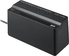 APC UPS Battery Backup & Surge Protector, 425VA Uninterruptible Power Supply (BE425M)