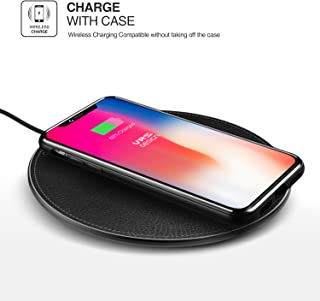 VRS Design LG G7 ThinQ Single Fit Label cover/case - Black