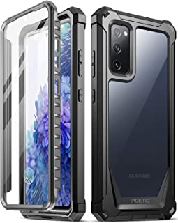 Poetic Guardian Series for Samsung Galaxy S20 FE 5G Case (2020 Release), Full-Body Hybrid Reinforced Shockproof Protective...