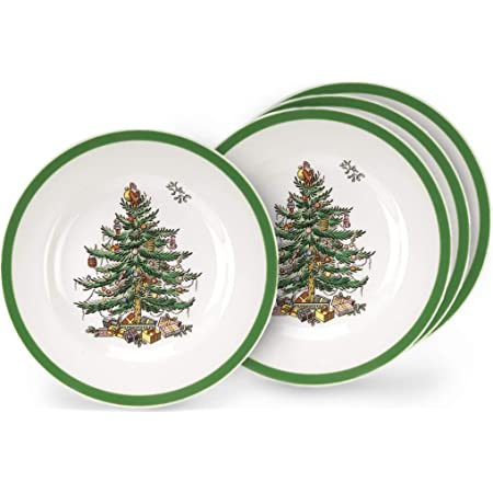 Spode Christmas Tree 2020 Annual Collectors Plate