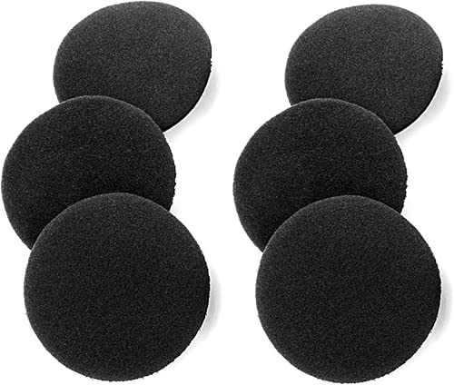 lowest 3 Pair Ear Pads Cushions Foam Compatible high quality with Sony outlet online sale MDR-G45LP MDR G45LP Headphone Headset outlet sale