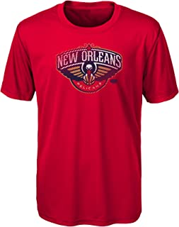 Outerstuff NBA Teen-Boys Youth Boys Motion Offense Alternate Color Perfomance Tee