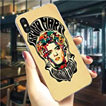 Inspired by Bruno Mars cardi b Phone Case Compatible With Iphone 7 XR 6s Plus 6 X 8 9 Cases XS Max Clear Iphones Cases TPU - Card- Items- Merch- Sweatshirt- Sweatshirt- 33058886894