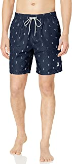 Men's Standard Quick Dry All Over Classic Anchor Print...