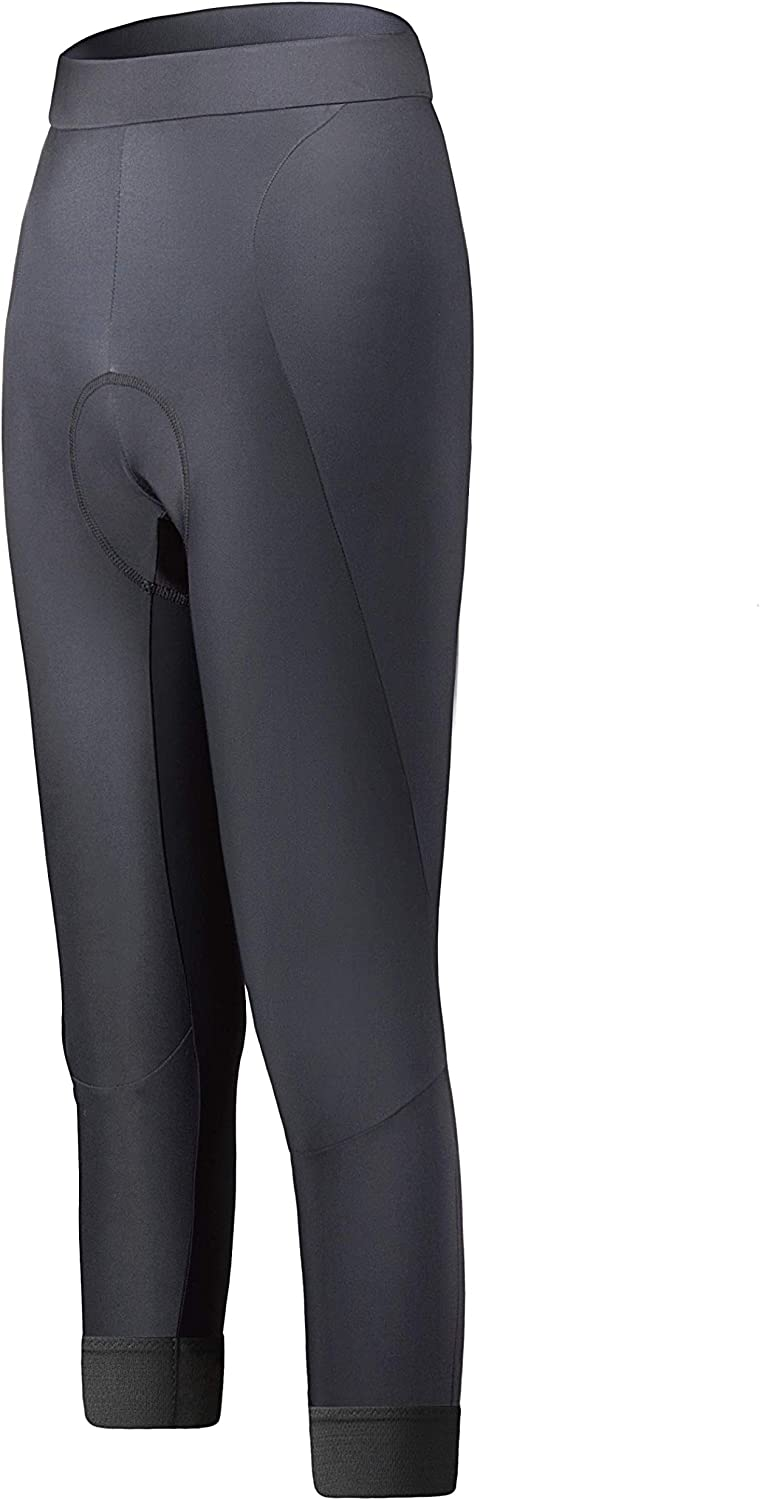 InPro Sports Womens Slim Long Cut Sho Bike Cycling Padded Year-end annual account Limited time trial price Shorts