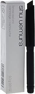 Shu Uemura Brow Sword Eyebrow Pencil Cartridge, Seal Brown, 0.01 Ounce