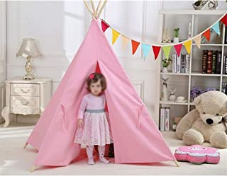 Lightweight Camping Tent, Kids Play Tent Childrens Tent Triangle Tent Indoor Playhouse House Kids Play Tent for Boys Girls...