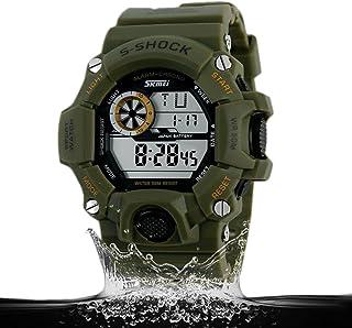 5a73efd16c4 Moda - SKMEI - Relógios   Masculino na Amazon.com.br