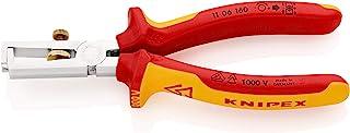 KNIPEX Afstriptang met openingsveer, universeel 1000V-geïsoleerd (160 mm) 11 06 160