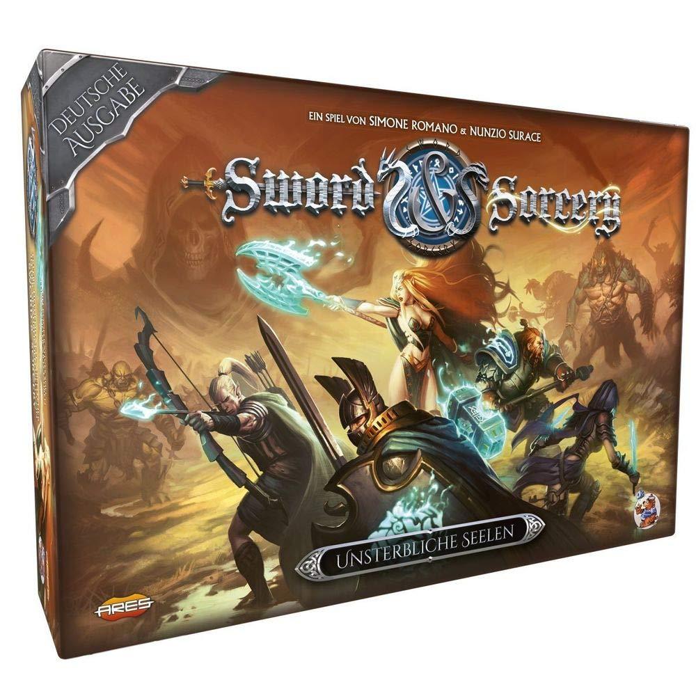 Ares Games ARGD0077 Sword & Sorcery Juego de Cartas: Amazon.es: Juguetes y juegos