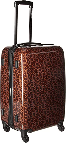 "CK-510 Signature Hardside 24"" Upright Suitcase"
