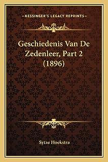 Geschiedenis Van De Zedenleer, Part 2 (1896)