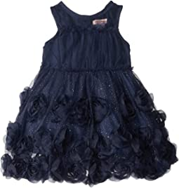 Soft Tulle Glitter Dress (Infant)