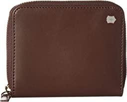 Altius Edge Weyl Zippered Clutch Wallet w/ RFID Protection