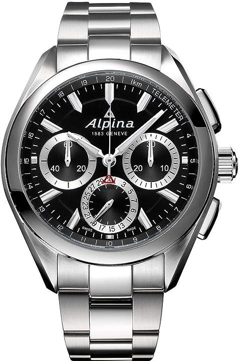 Orologio alpina al-760bs5aq6b