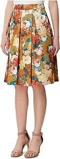 Women's Inverted Pleat Skirt
